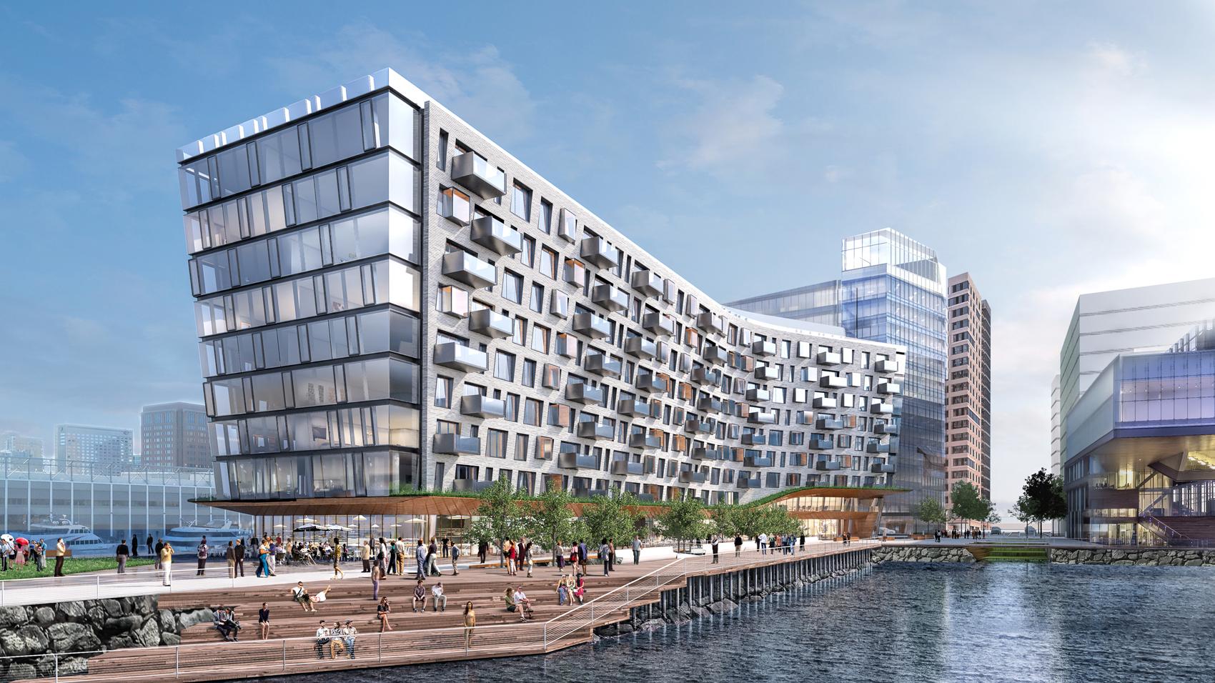 Building Details. Neighborhood: Seaport